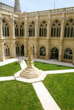 Przyklasztorny Burgos katedra fotografia royalty free