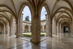 Przyklasztorny, Dzielnica Del Carmen, Walencja, Hiszpania obraz royalty free