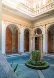 Przyklasztorny kościół Sant ` Agata dei Goti w Rzym, Włochy Zdjęcie Royalty Free