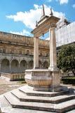 Przyklasztorny San Martino szartrezy w Naples Zdjęcia Royalty Free