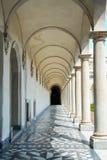 Przyklasztorny San Martino szartrezy w Naples Obrazy Stock