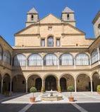 Przyklasztorny szpital de Santiago, Ubeda, Jaen, Hiszpania obrazy royalty free