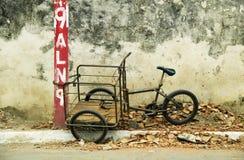 przykuwająca Nikaragui poczty trójkołowego Zdjęcie Royalty Free