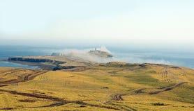 Przylądek Crillon w mgle Obraz Royalty Free