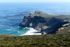 Przylądek Dobra nadzieja, Południowa Afryka obrazy royalty free