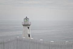 Przylądek dzidy latarnia morska obrazy stock