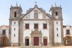 Przylądek Espichel Santuary w Sesimbra, Portugalia zdjęcia royalty free