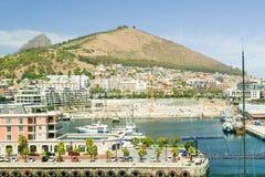 Przylądek graci hotel i nabrzeże, Kapsztad, Południowa Afryka Obraz Stock