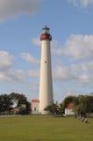 Przylądek May latarnia morska przylądek May NJ Obrazy Stock