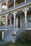 Przylądek może wiktoriański dom Zdjęcie Royalty Free