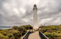 Przylądek Schanck, Mornington Peninsular, Australia fotografia royalty free