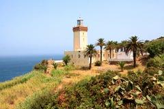 Przylądek Spartel w Maroko zdjęcie stock