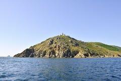 Przylądka finisterre Galicia Spain obraz royalty free
