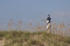Przylądka Hatteras latarnia morska zdjęcia royalty free