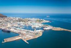 przylądka miasteczka nabrzeże Zdjęcia Stock