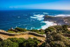 Przylądka półwysepa południe Kapsztad obrazy royalty free