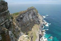 Przylądka punkt. Zachodni przylądek, Południowa Afryka Obrazy Royalty Free