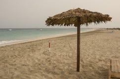 Przylądka Verde plaża obrazy royalty free