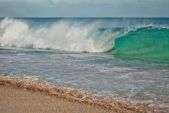 Przylądka Verde plaża Zdjęcia Royalty Free