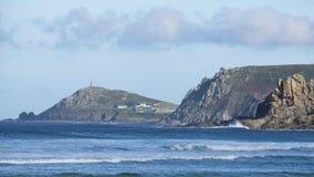 Przylądek Cornwall Obraz Stock