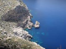 Przylądek Formentor na Palmie De Majorca Obrazy Stock