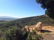 Przylądek góra Obrazy Royalty Free