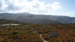 Przylądek Roca, Cabo da Roca blisko Lisbon Zdjęcia Royalty Free