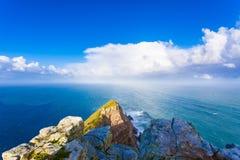 przylądków pierwszoplanowych nadziei fynbos charakteru punktu prawa rezerwy Obraz Royalty Free