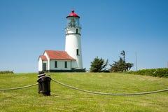 Przylądka Blanco latarnia morska Zdjęcia Royalty Free