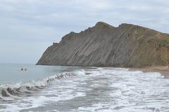 Przylądka kameleon w Crimea Obrazy Royalty Free