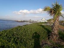 Przylądka miasteczka oceanside Obraz Stock