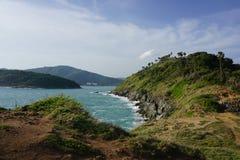przylądka Phuket promthep Thailand obraz stock