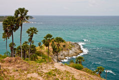 przylądka Phuket promthep Thailand zdjęcia royalty free