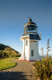 Przylądka Reinga latarnia morska Fotografia Stock