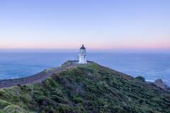 Przylądka Reinga latarnia morska Zdjęcie Royalty Free