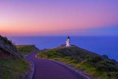 Przylądka Reinga latarnia morska Zdjęcia Royalty Free