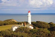Przylądka Schank latarnia morska, Australia Zdjęcie Stock