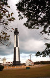przylądka henry latarnia morska Zdjęcie Stock