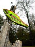 przynętę rybołówstwa Fotografia Royalty Free