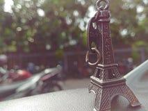 Przynoszę wieżę eifla Fotografia Royalty Free