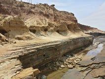 Przypływów baseny San Diego Obraz Stock