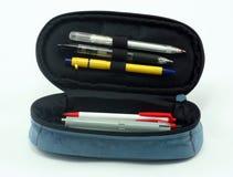 przypadki długopis Fotografia Stock