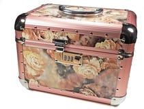 przypadki ręce bagażu Obrazy Stock