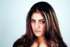 przypadkowa 14 kobieta Fotografia Royalty Free