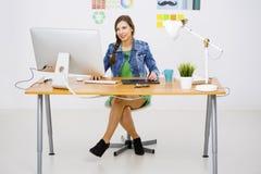 przypadkowe bizneswoman Zdjęcie Stock