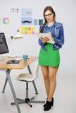 przypadkowe bizneswoman Fotografia Royalty Free