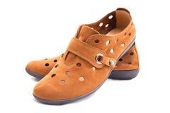 przypadkowi buty Obrazy Stock