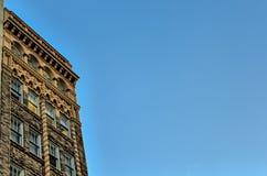 Przypadkowy budynek w Asheville, Pólnocna Karolina, usa Obrazy Royalty Free