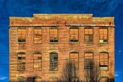 Przypadkowy budynek w Asheville, Pólnocna Karolina, usa zdjęcia royalty free