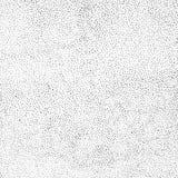 Przypadkowy halftone Pointylizmu styl Tło z nieregularnymi, chaotycznymi kropkami, punkty, okrąg royalty ilustracja